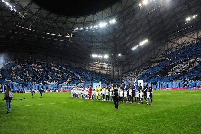 OM: Un tifo historique contre Lyon ?