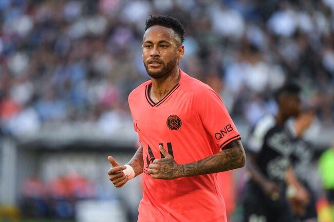 PSG : Neymar et les supporters, sa réponse légendaire !