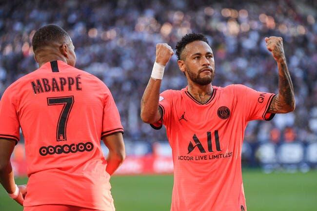PSG : Quand Neymar «insulteun peu » Mbappé