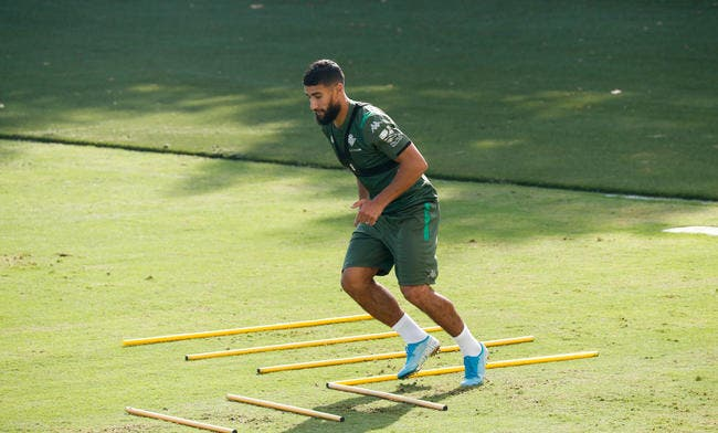 Esp : Nabil Fekir disponible pour le Betis et pour la France