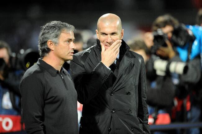Esp : Zidane viré par Madrid, Mourinho cible numéro 1 ?