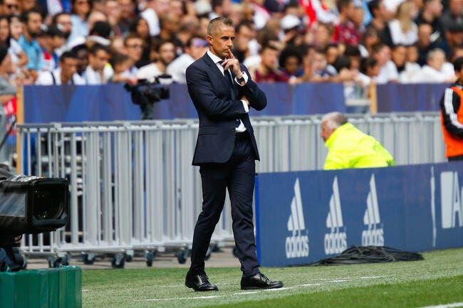 OL : Lyon prêt à bricoler son staff pour sauver Sylvinho ?