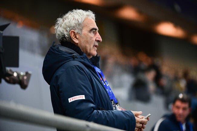 OL : Sylvinho est bidon, Domenech attaque Lyon !