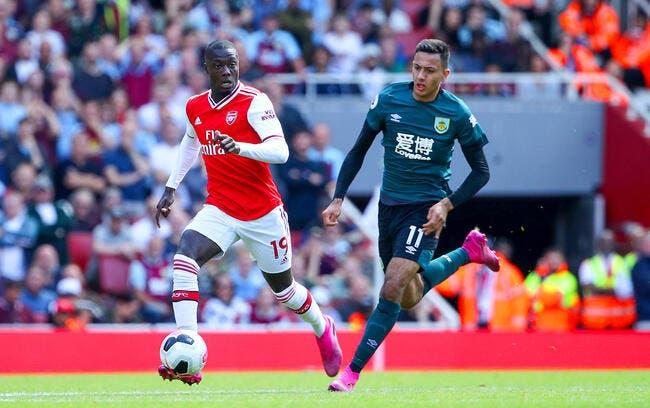 PSG : Il préfère Arsenal à Paris, Nicolas Pépé assume