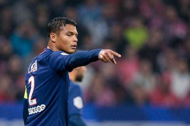 PSG : Priorité n°1 pour Al-Khelaifi, prolonger Thiago Silva !