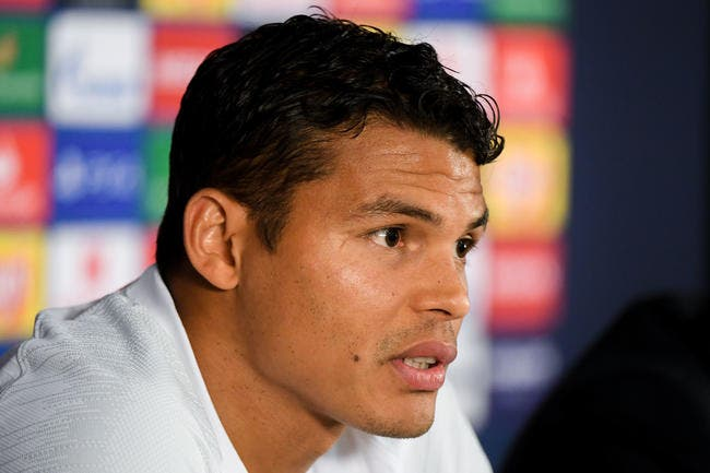 PSG : Thiago Silva rêve de faire craquer Paris !