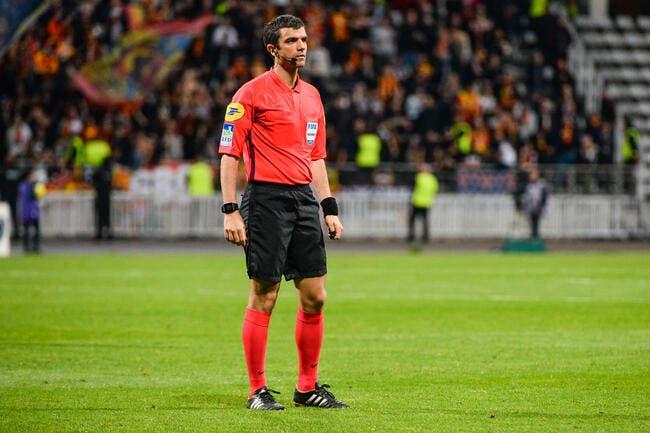 L1 : Rennes ne pouvait pas récuser l'arbitre contre l'OM
