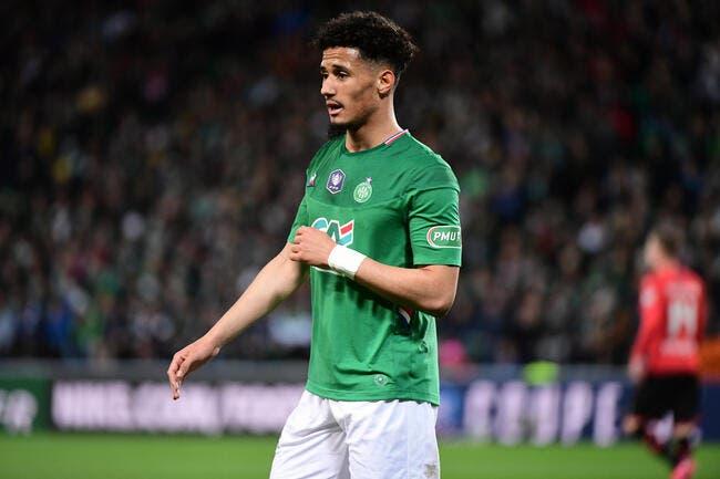 ASSE : Zéro doute, Saliba va tenir la baraque à Arsenal