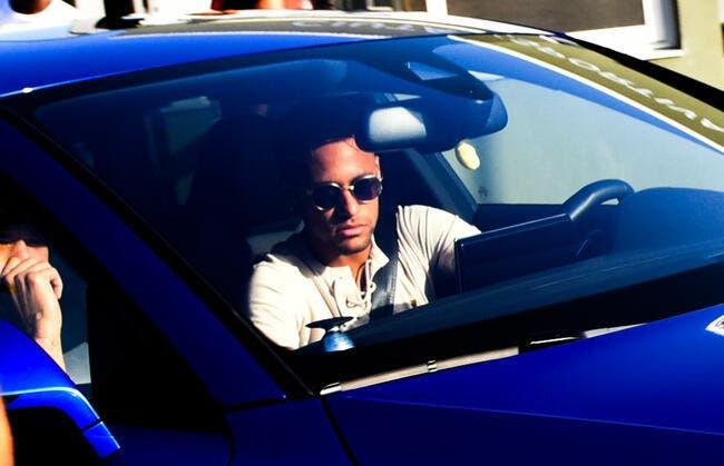 PSG : Neymar au Barça, le fils du coach remet une pièce