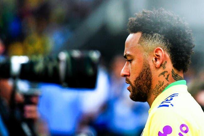 PSG : Neymar prévient, il va revenir très fort