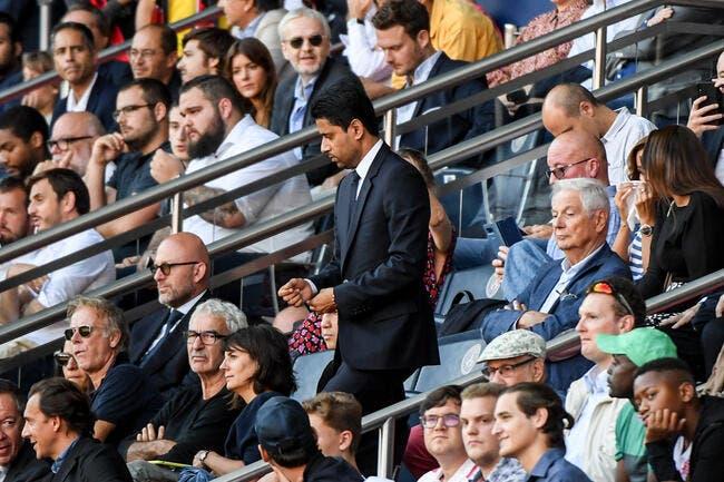 L1 : Nasser Al Khelaïfi désigné sauveur du foot français !