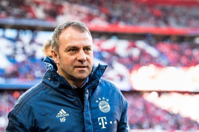 Officiel: Tuchel oublié, le Bayern prolonge Hans-Dieter Flick