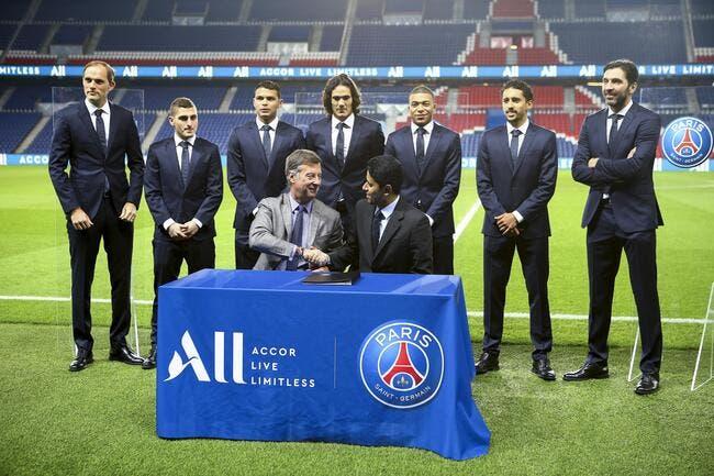 PSG : Accor pourrait zapper 30 ME au Paris SG