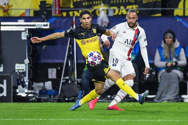 Le Marocain Achraf Hakimi au Real Madrid jusqu'en 2023 — Liga