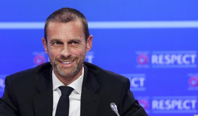 Eur : L'UEFA version dictature, la réponse italienne est brutale