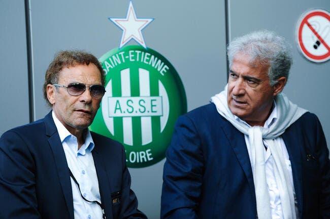 ASSE : St-Etienne dément être au bord d'un gouffre financier