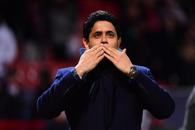 L1 : Nasser Al-Khelaifi, le nouveau dieu du football français !
