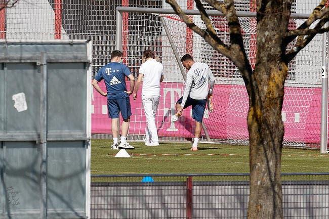 Allemagne : Le Bayern reprend l'entrainement, Tolisso se blesse direct