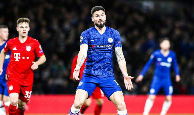 Mercato : Giroud à Lyon ou Marseille, «une vaste plaisanterie»