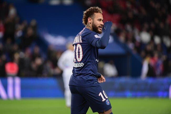 PSG: Neymar a sa place réservée dans le vestiaire du Barça