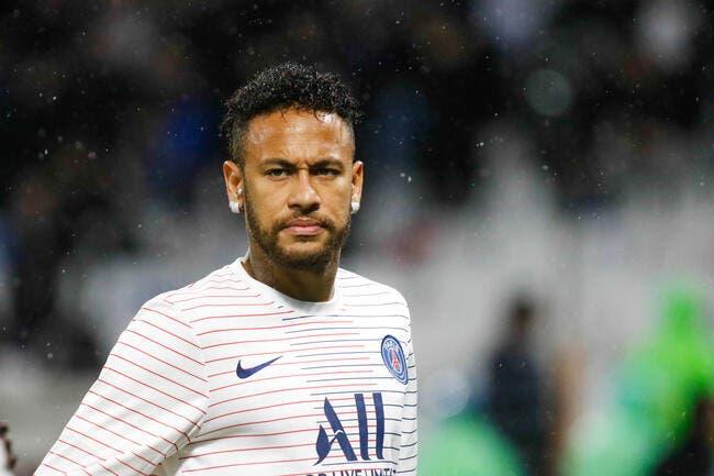 La décision du PSG qui change tout pour Neymar — Barça