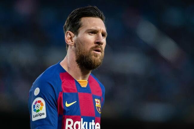 Mercato : Le moment ou jamais, l'Inter tente le coup Lionel Messi