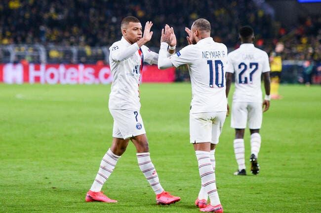 PSG : Mbappé et Neymar, pourquoi Paris ne va même pas trembler au mercato