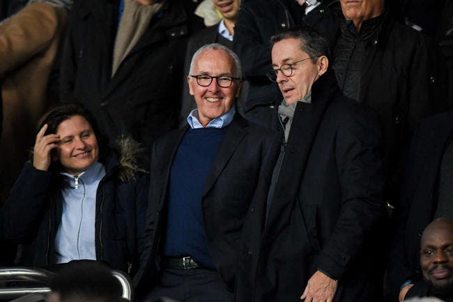 McCourt aurait mis le club en vente — OM