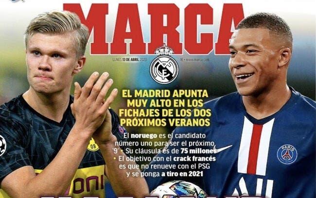 Haaland 2020, Mbappé 2021, le rêve fou du Real Madrid !