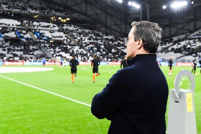 OM : Eyraud en action pour faire baisser les salaires à Marseille !