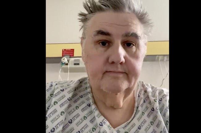TV : Pierre Ménès hospitalisé en raison du Covid-19