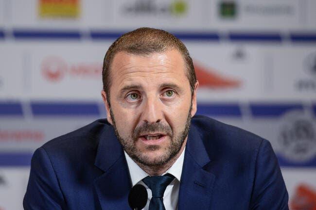 L'OL chercherait un successeur à Florian Maurice — Mercato