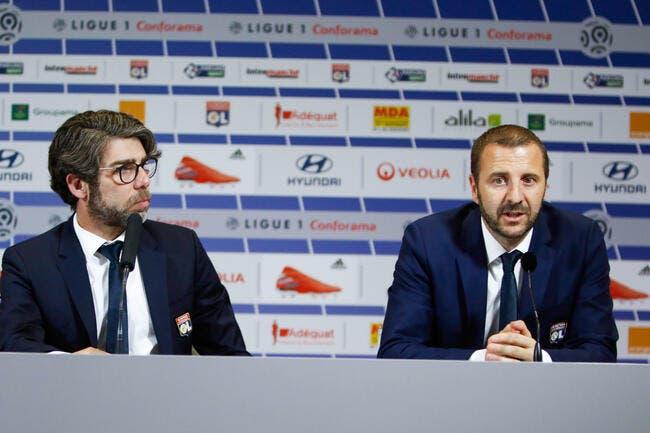 OL : Maurice est l'égal de Luis Campos, Lyon perd gros !