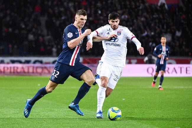 PSG : Auriez est guez, Mourinho fonce sur Meunier