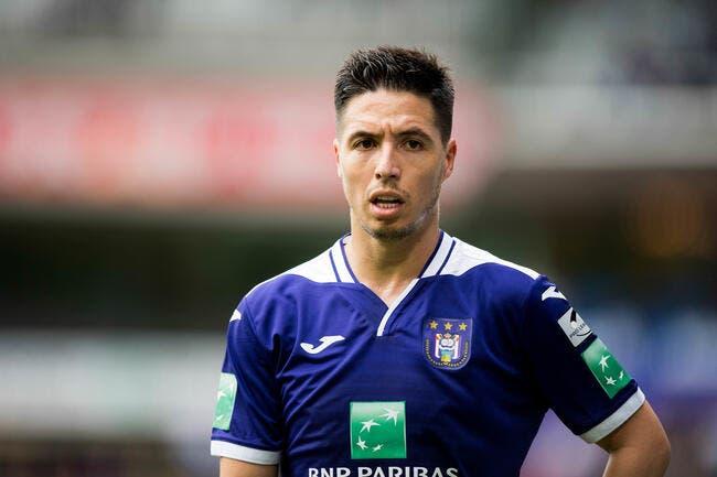 Le club n'a plus de nouvelles de Samir Nasri — Anderlecht