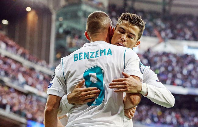 Juventus : Benzema-Cristiano Ronaldo, le duo en or reformé ?