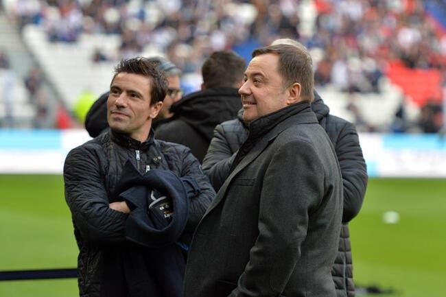 SCO : Dijon officialise le départ de Larcier à Angers
