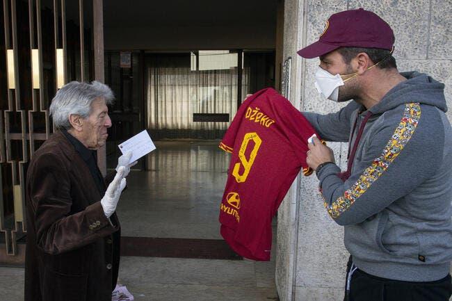 Ita : Les joueurs de l'AS Rome sacrifient quatre mois de salaire !