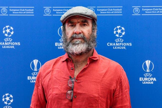 L1 : Le foot à huis clos c'est pas du foot, Cantona a tranché