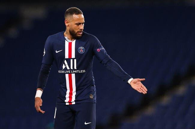 PSG : Neymar payé 38ME par an, le Qatar hausse le ton !