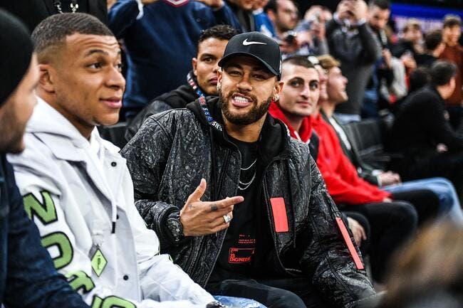 PSG : Mbappé plus fiable que Neymar, qui peut en douter ?