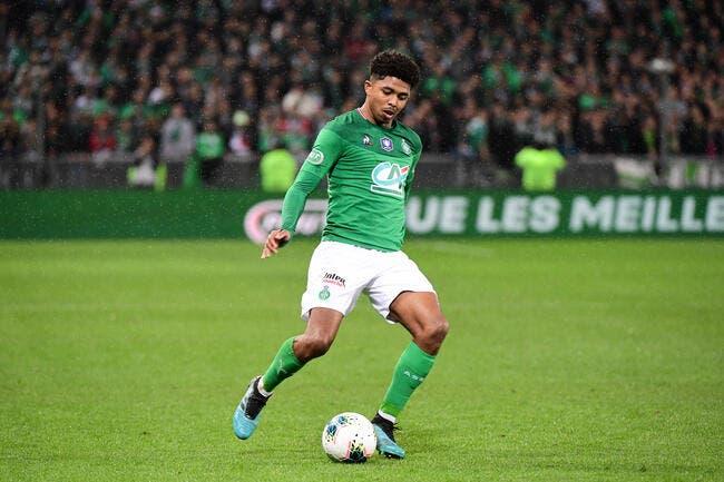 Saint-Etienne : Un autre jeune Vert prolongé