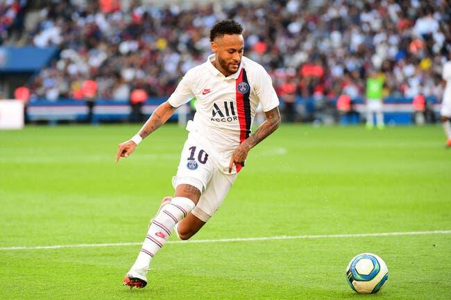 PSG : Neymar n'est pas si mal en France, mais...