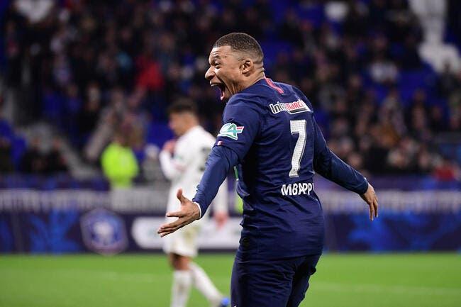 PSG : Mbappé, Mbappé, Mbappé, Paris est obsédé !