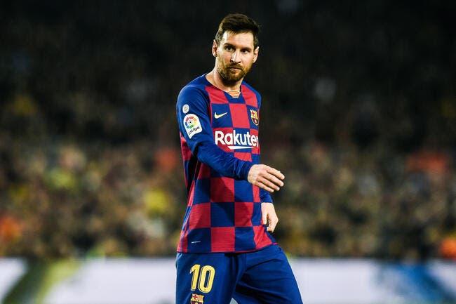 Esp : Provocateur et grossier, Messi incendié comme rarement