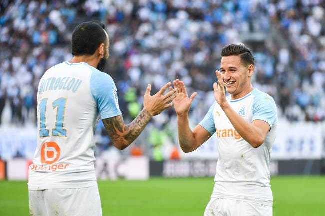 OM : Garcia, Strootman et maintenant Thauvin, la Roma kiffe Marseille