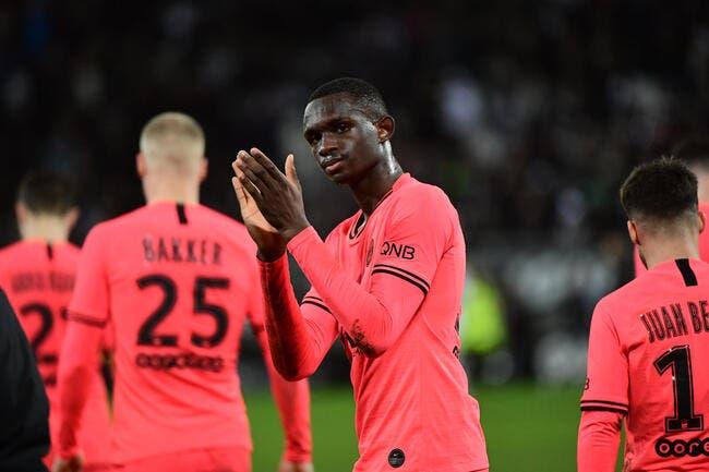 PSG : Kouassi et Mukiele font déprimer Paris au mercato
