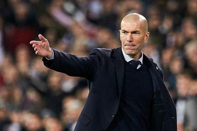 PSG : Zidane poussé vers Paris, son agent s'en mêle