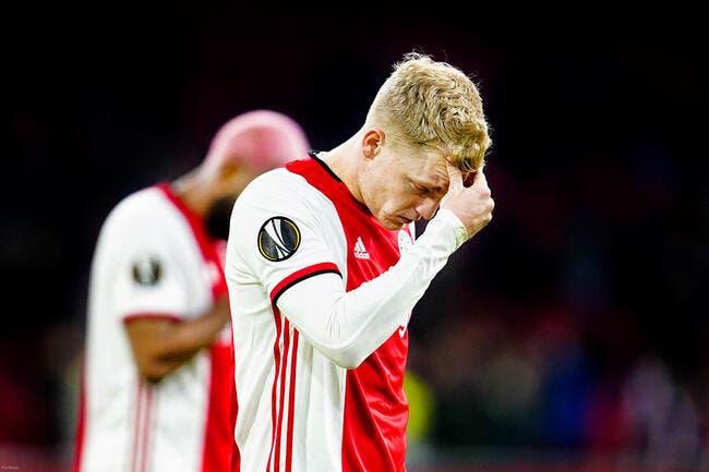 Pays-Bas : le championnat annulé (officiel)