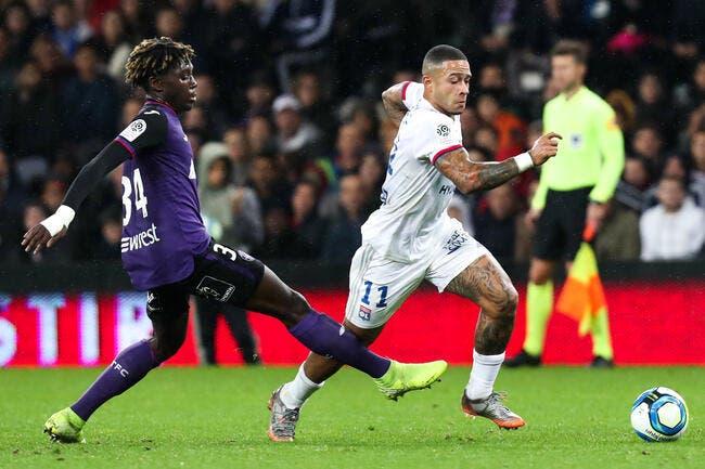 OL : Memphis Depay renfort de luxe de Lyon, ça se confirme !